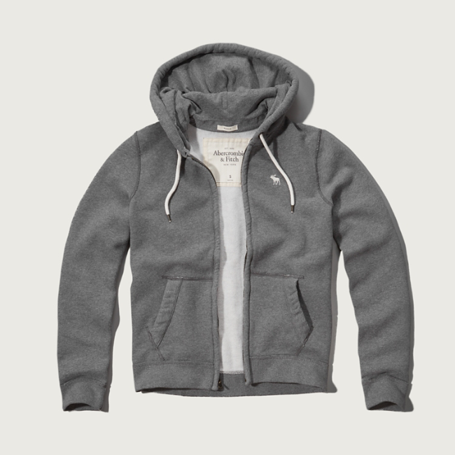 Mens Ausable River Hoodie