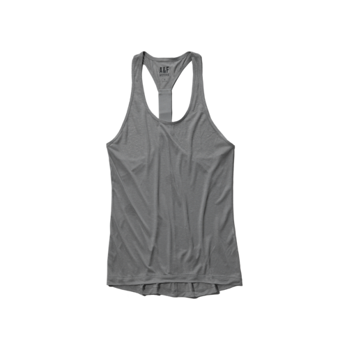 Womens A&F Active Burnout Tank