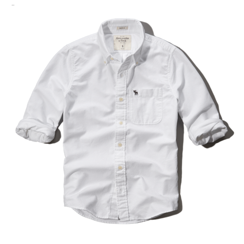 Mens Morgan Mountain Oxford Shirt
