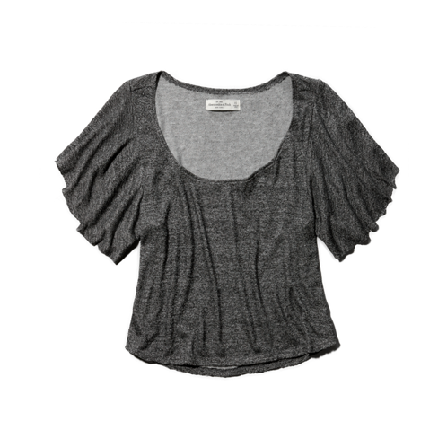 Womens Katrina Drapey Knit Top