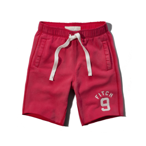 Mens A&F Fleece Shorts