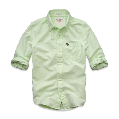 Mens Basin Mountain Shirt