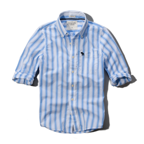 Mens Buck Pond Shirt