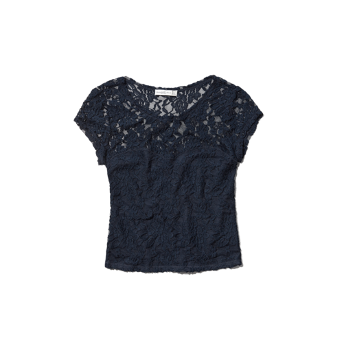 Womens Adriana Cropped Top