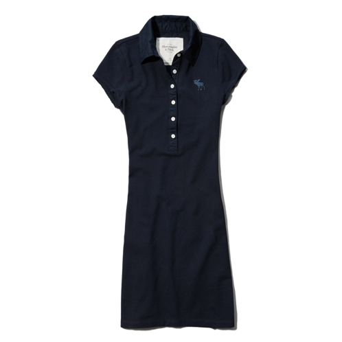 Womens Micah Polo Dress