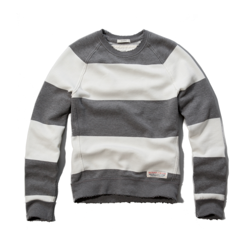Mens Bear Run Sweatshirt