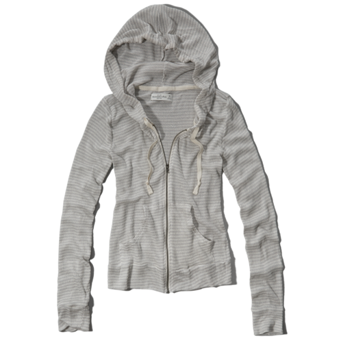 Womens Christina Snit Hoodie