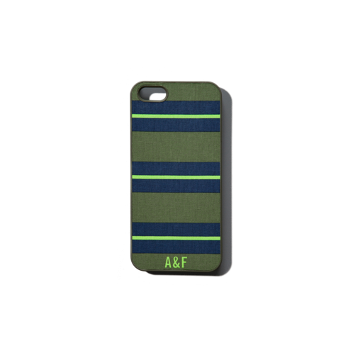 Mens Fabric Inlay Phone Case