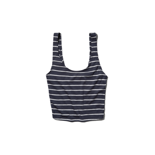 Womens Natasha Crop Top