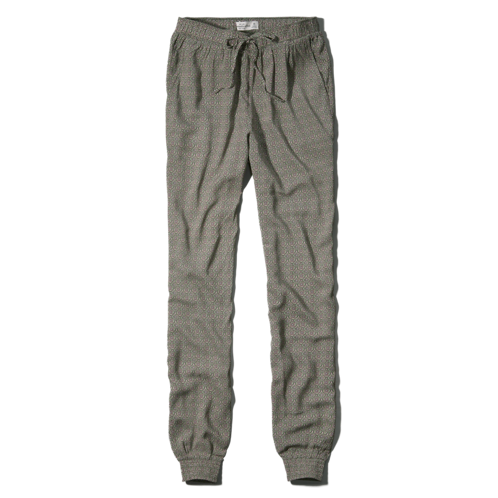 Womens Olivia Drapey Pants