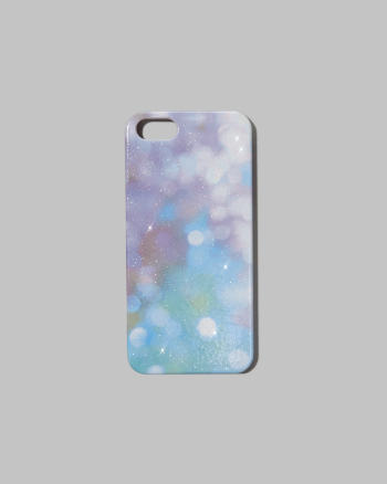 Womens Watercolor Print Phone Case