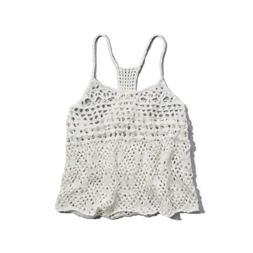 Womens Coby Sweater Tank