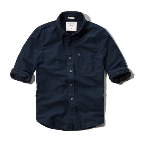Mens Wallface Mountain Shirt