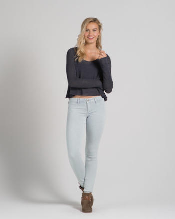 Womens A&F Sydney Jeggings