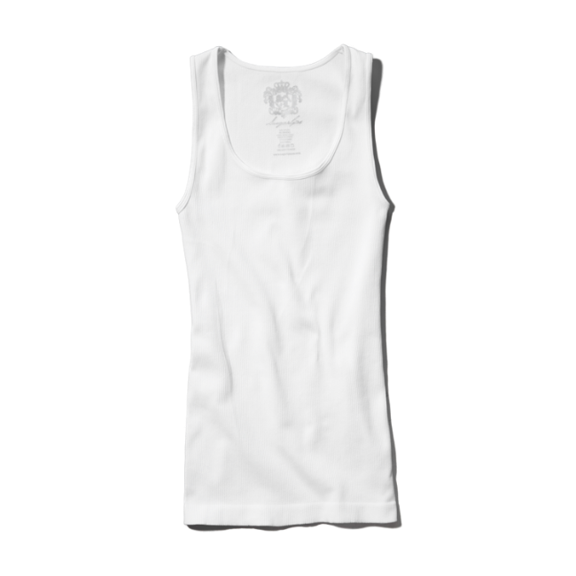 Womens Sugarlips Ribbed Tank