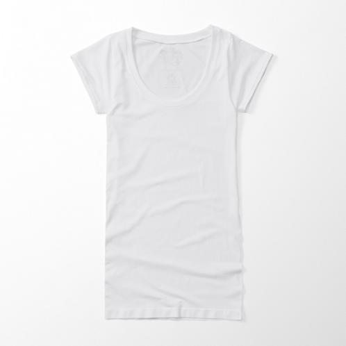 Womens Sugarlips Long Seamless Tee