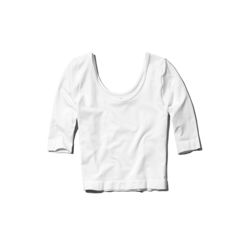 Womens Sugarlips Seamless Tee