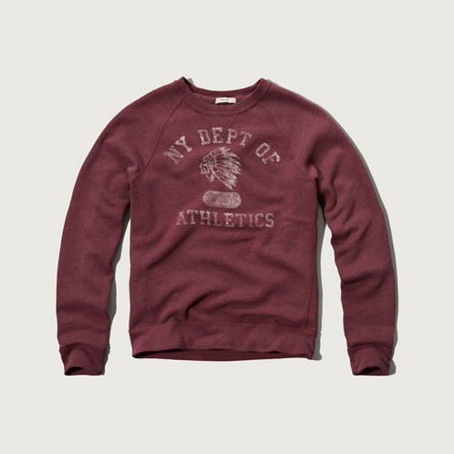 Mens McLenathan Bay Sweatshirt
