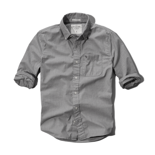 Mens Black Brook Shirt