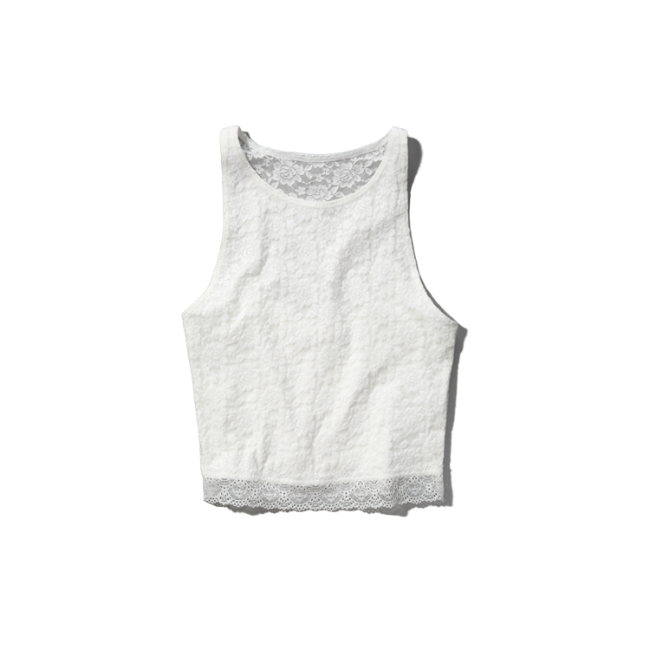 Womens Maya Crop Top