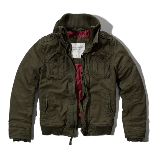 Mens Moody Pond Jacket