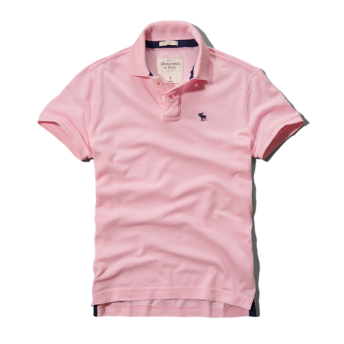 Mens Raquette River Polo