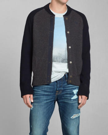 Mens McLenathan Bay Sweater Jacket