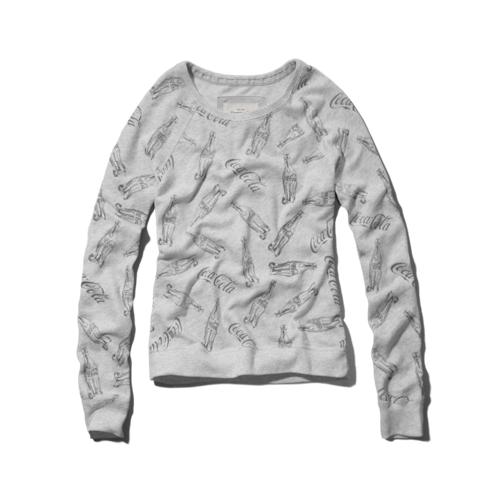 Womens Limited Edition Graphic Sweatshirt