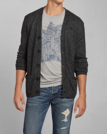 Mens Kilburn Mountain Cardigan