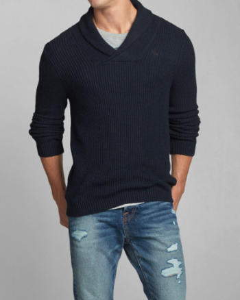 Mens Hunters Pass Sweater