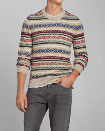Mens Sentinel Range Sweater
