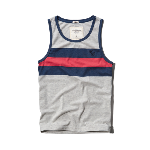 Mens Bald Peak Tank