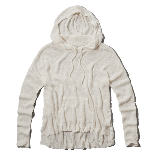 Womens Veronica Hooded Sweater
