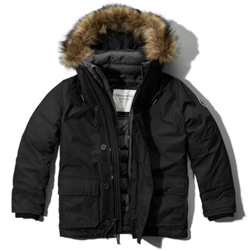 Mens Hopkins Trail Parka