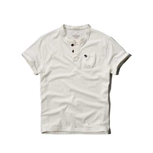 Mens Newcomb Lake Henley
