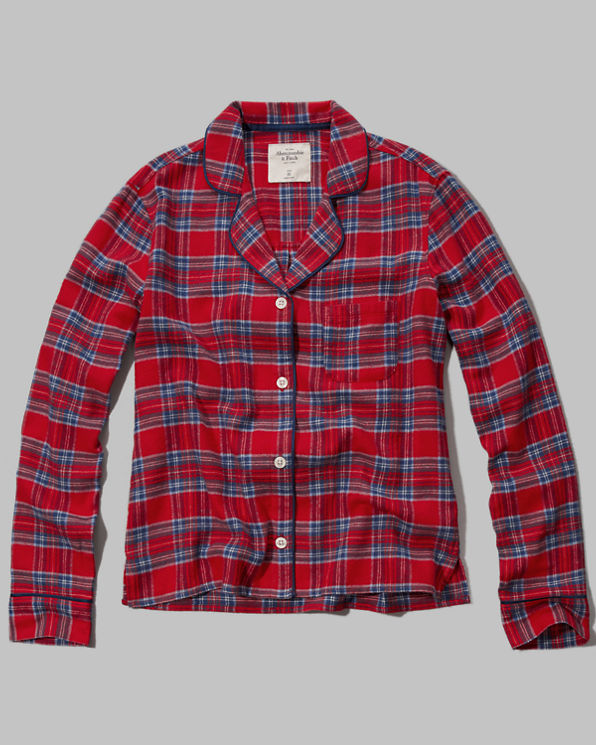 Annabel flannel sleep shirt for Women s flannel sleep shirt