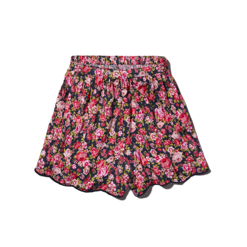 Womens Theresa Culotte Shorts