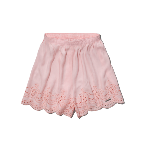 Womens Ashton Culotte Shorts