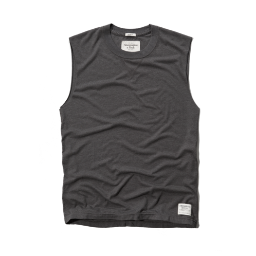 Mens Preston Ponds Cutoff Tee