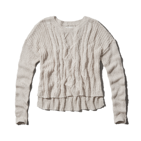 Womens Shannon Sweater
