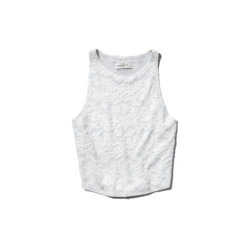 Womens Bridget Crop Top