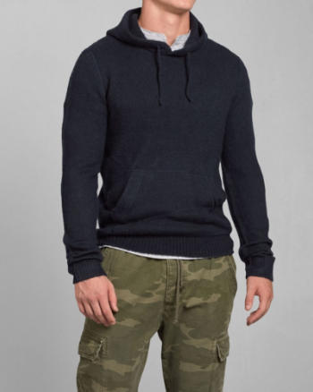 Mens Dickerson Notch Sweater