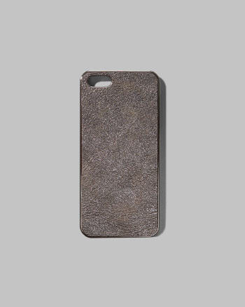 Womens Metallic Phone Case