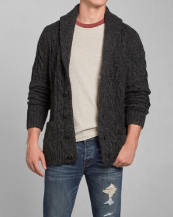 Mens Flagstaff Mountain Sweater