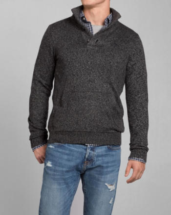 Mens Owls Head Mountain Sweater