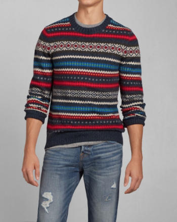 Mens MacNaughton Mountain Sweater