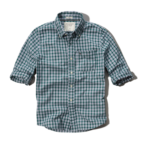 Mens Big Slide Mountain Shirt