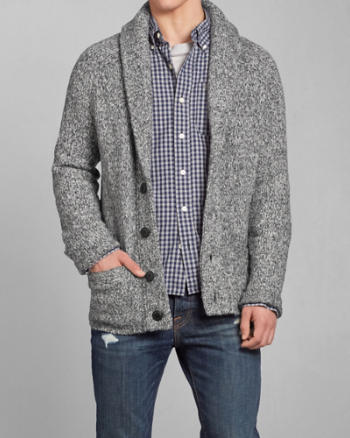 Mens Lewey Mountain Cardigan