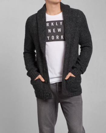 Mens Mount Marshall Cardigan