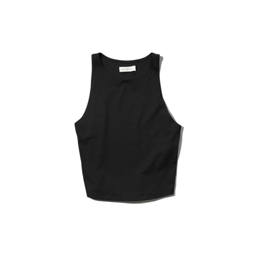 Womens Johanna Crop Top